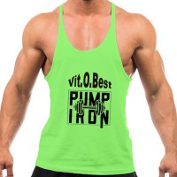 Camiseta de Regatas Iron Pump