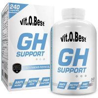 GH Support - 240 capsules- Buy Online at MOREmuscle