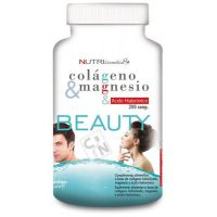 Beauty (collagen & magnesium & hyaluronic acid) - 200 tabs - Nutrisport