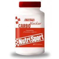 Carbo blocker de 60 tabletas de Nutrisport (Bloqueadores de Carbohidratos)