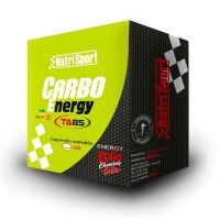 Carbo energy tabs chawable - 32 tabs - Kaufe Online bei MOREmuscle