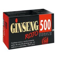 Red ginseng 500 cn - 50 caps - Kaufe Online bei MOREmuscle