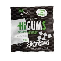 Higums high energy without caffeine - 40gr