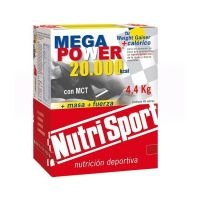 Mega power - 4.4kg 40 sachets- Buy Online at MOREmuscle