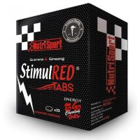 Stimulred Tabletas Masticables - 8 packs de 4 tabletas
