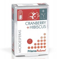 Cranberry + hibiscus - 30 caps - Kaufe Online bei MOREmuscle