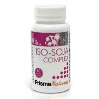 Iso-soy complex - 60 caps - Kaufe Online bei MOREmuscle