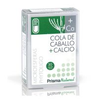 Cola de Caballo + Calcio - 30 cápsulas - Prisma Natural
