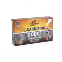 L-carnitina 2000 plus de 20 ampollas de Prisma Natural
