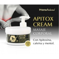 Massage cream apitox - 500ml- Buy Online at MOREmuscle