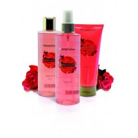 Dressing case secret temptation (Body cream+fragrance+bath gel)