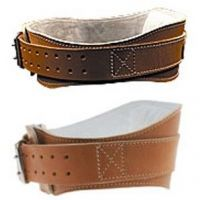 Power Leather Contour Belt - L2006