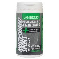 Multi-guard sport - 60 tabletas [Lamberts]