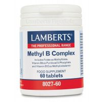Methyl b complex - 60 tabletas [Lamberts]