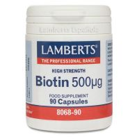 Biotin - 90 caps- Buy Online at MOREmuscle