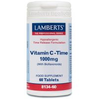 Vitamin c 1000mg with bioflavonoids (sustained release) - 60 tabs - Kaufe Online bei MOREmuscle