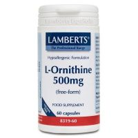 L-ornithine - 60 caps