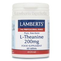 L-theanine - 60 tabs - Lamberts