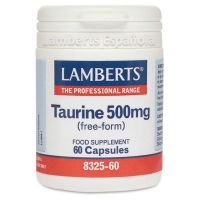 Taurine - 60 caps- Buy Online at MOREmuscle