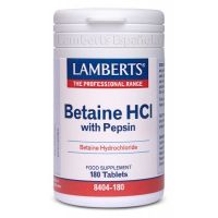Betaine HCI with Pepsin - 180 Tabs
