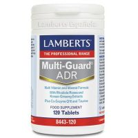 Multi-guard ADR - 120 tabletas [Lamberts] - Lamberts