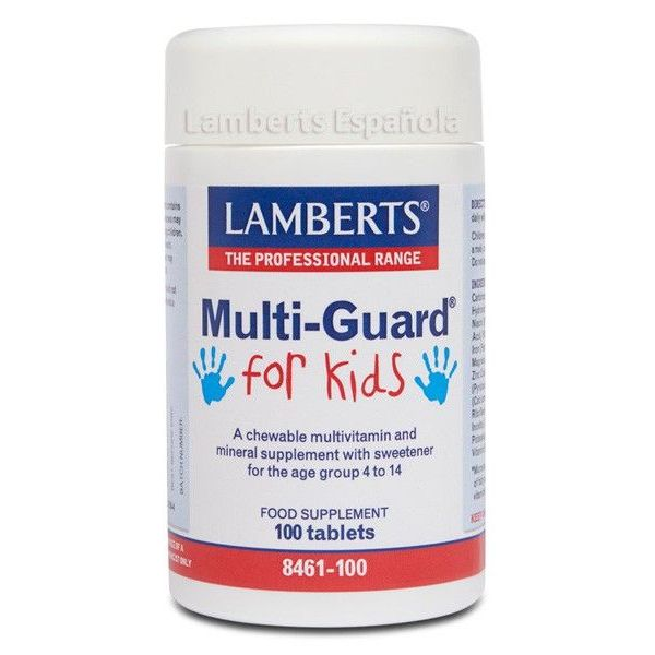 Multi-guard for kids - 100 tabs