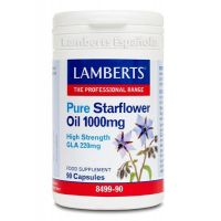 Pure starflower oil - 90 caps - Kaufe Online bei MOREmuscle