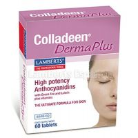 Colladeen derma plus - 60 tabletas [Lamberts]