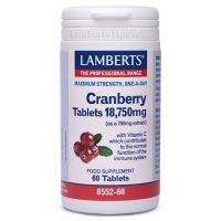 Cranberry - 60 tabs - Kaufe Online bei MOREmuscle
