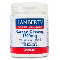 Korean ginseng - 60 tabs