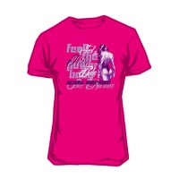 T-shirt girl feel the power baby - Scitec Premium Apparel