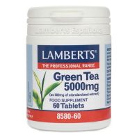 Green tea - 60 tabs - Lamberts