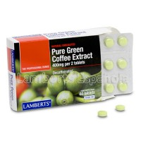 Pure green coffee extract - 60 tabs