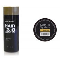 Hair 3.0 building fibers Rubio de Prisma Natural