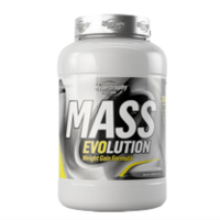 Mass evolution - 2kg (4.4lbs)
