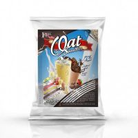 Oat smoothies - 1kg (2.2lbs) - Menú Fitness