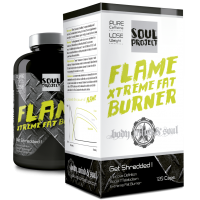 Flame Xtreme Fat Burner - 120 Cápsulas [Soulproject] - Soul Project
