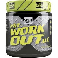 Pre-workout - 400g - Soul Project