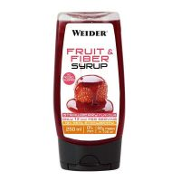 Fruit and fiber syrup - 250ml - Weider