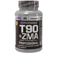 T90 + ZMA - 90 Caps- Buy Online at MOREmuscle