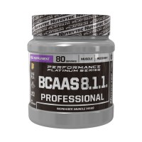 BCAA's 8:1:1 - 400 Caps - Kaufe Online bei MOREmuscle