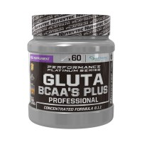 Glutamine + BCAA's Plus - 300g- Buy Online at MOREmuscle