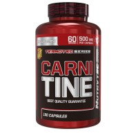 Carnitine - 180 caps- Buy Online at MOREmuscle