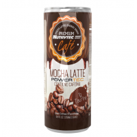 Mocha latte - 250ml [Powertec nutrytec]