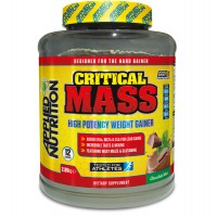 Critical mass - 2890g [Applied Nutrition]