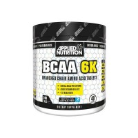 BCAA 6K - 240 Cápsulas [Applied Nutrition]