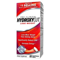 Hydroxycut pro clinical - 60 caps
