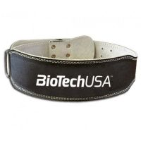 Bodybuilding belt black - Biotech USA