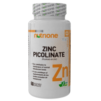 Zinc picolinate - 60 vcaps- Buy Online at MOREmuscle