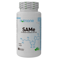 SAMe - 60 Vcaps- Buy Online at MOREmuscle